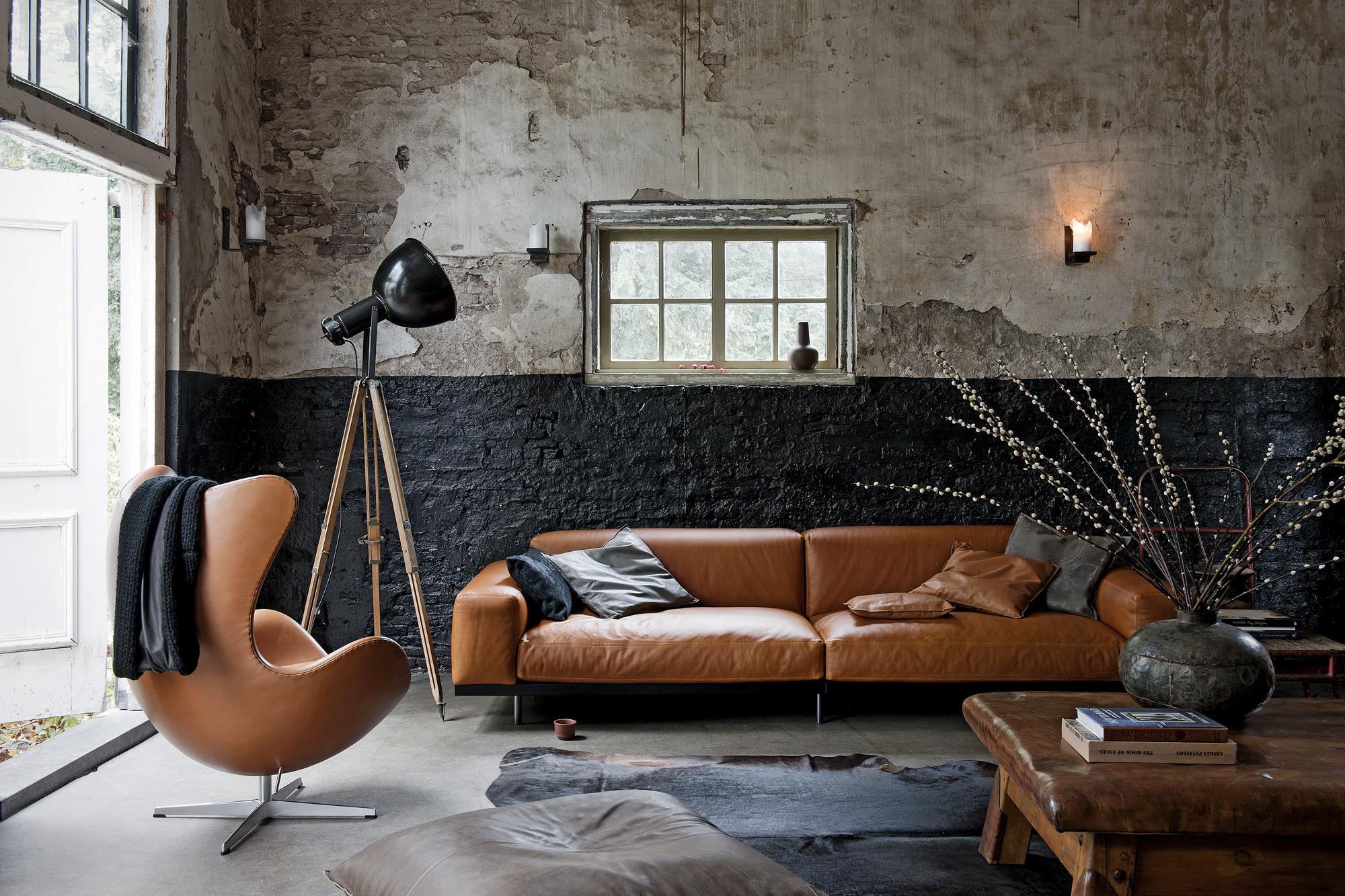 Betonvloer voor woonkamer   tg wonen woonmagazine