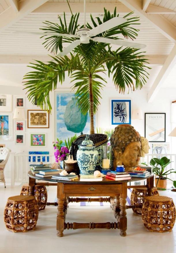 Tropisch Interieur Voorbeelden