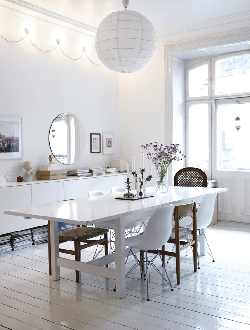 Interieur voorbeelden en inspiratie thomas gaspersz for Interieur zwart wit
