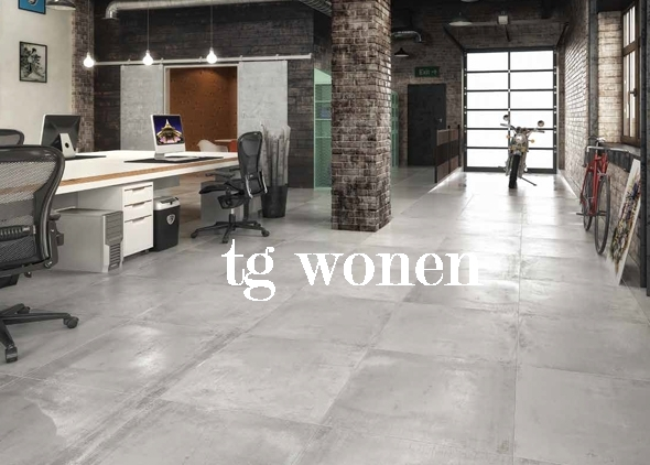 Rak Tegels 60x60 : Rak cementina light grey thomas gaspersz