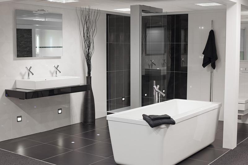 Wandtegels Badkamer Antraciet : Waterdicht maken van badkamer tgwonen