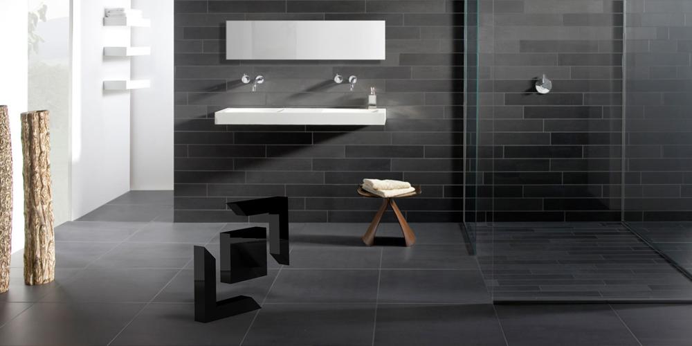 Bauhaus tegels badkamer groningen tgwonen for Badkamer artikelen