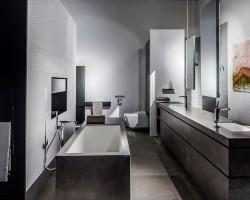 Hoekprofiel tegels badkamer plaatsen