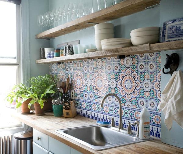 keuken-tegels-patroon-handgeschilderd