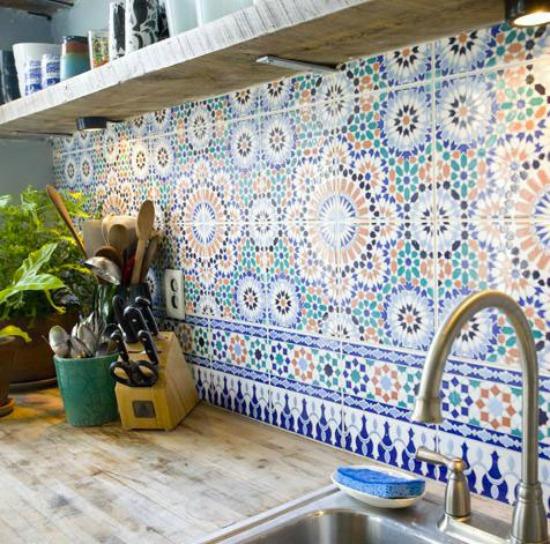 Marokkaanse tegels   tg wonen woonmagazine