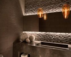 Badkamerspiegel op maat