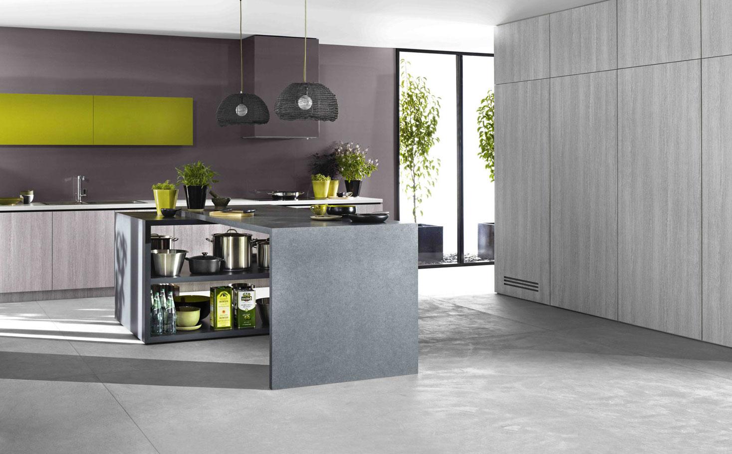 Betonvloer betonlook woonkamer keuken thomas gaspersz