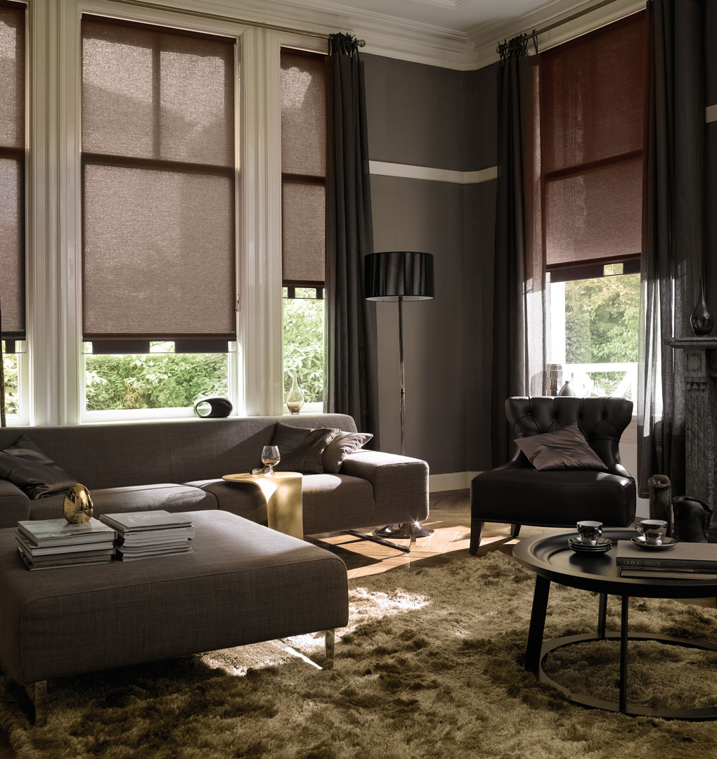 Awesome Gordijnen Woonkamer Pictures - New Home Design 2018 ...