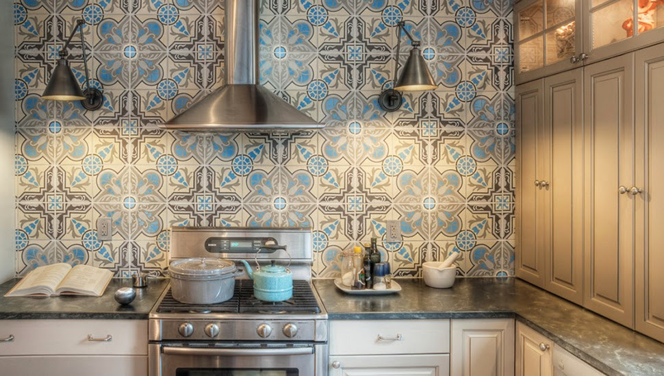 Marokkaanse Tegels Keuken : Voorkeur marokkaanse tegels keuken dq belbin