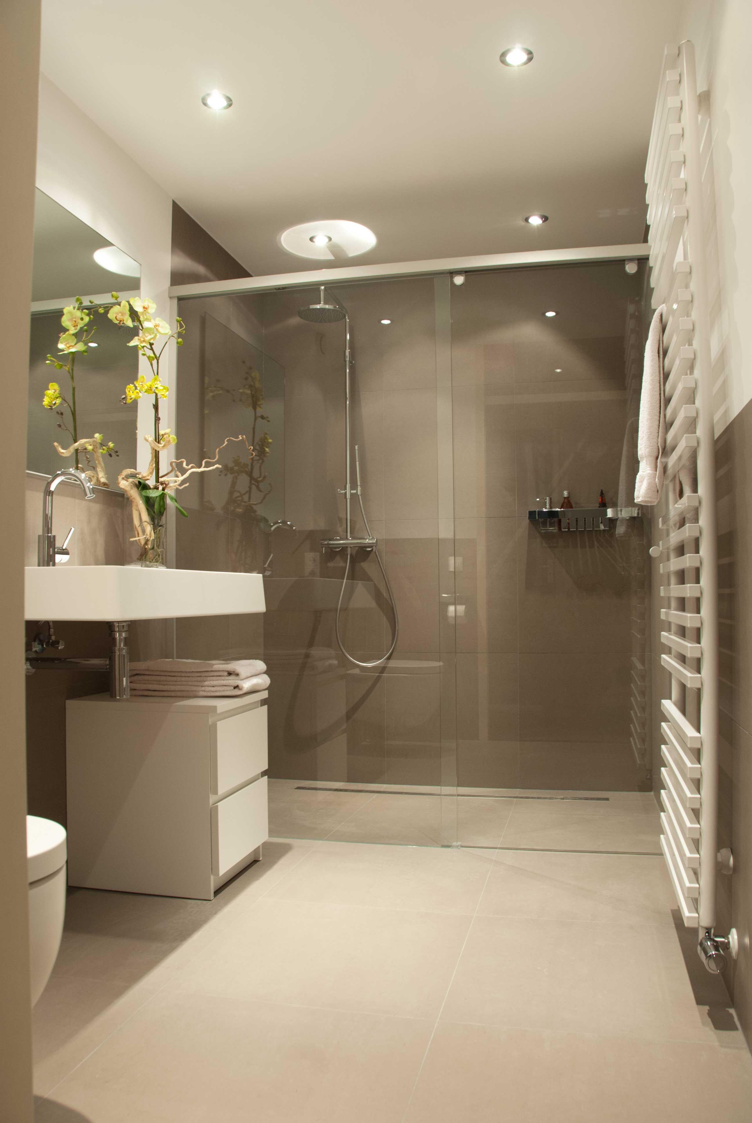 matte tegels badkamer tg wonen woonmagazine