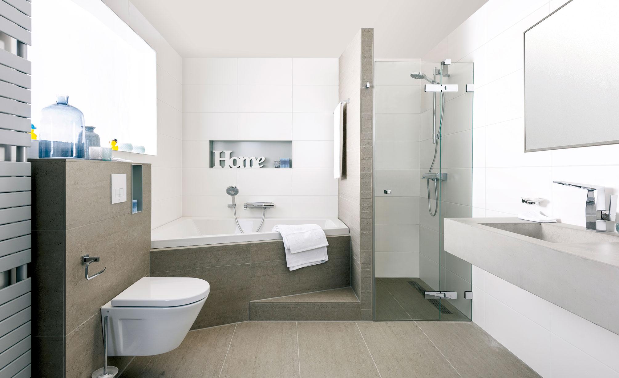 Witte Tegels Badkamer : Matte tegels badkamer tgwonen