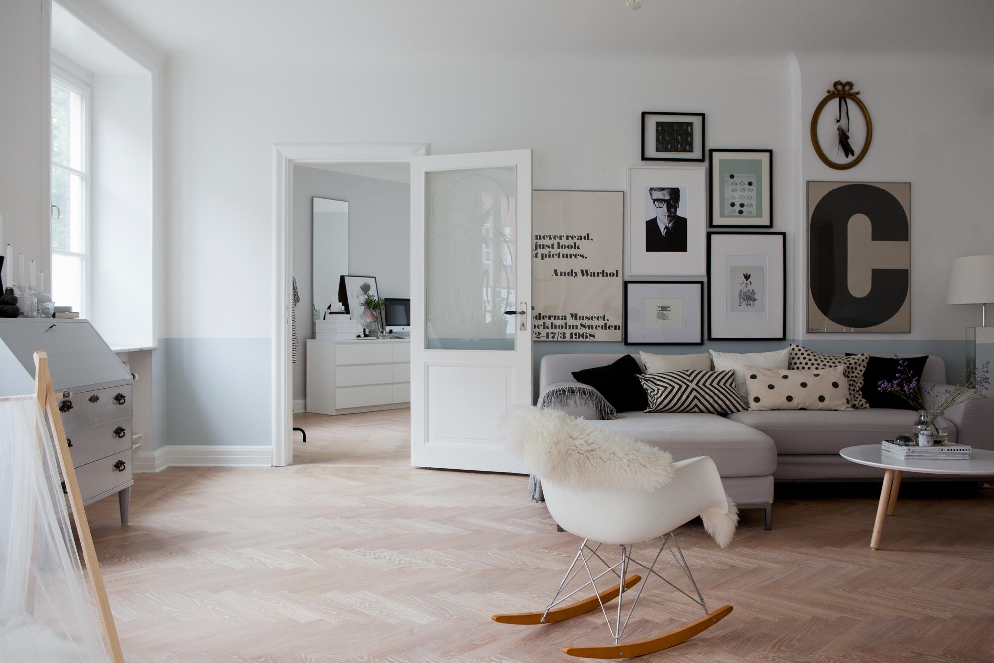 Woonkamer verf voorbeelden: page eiken slaapkamer verven woonkamer ...