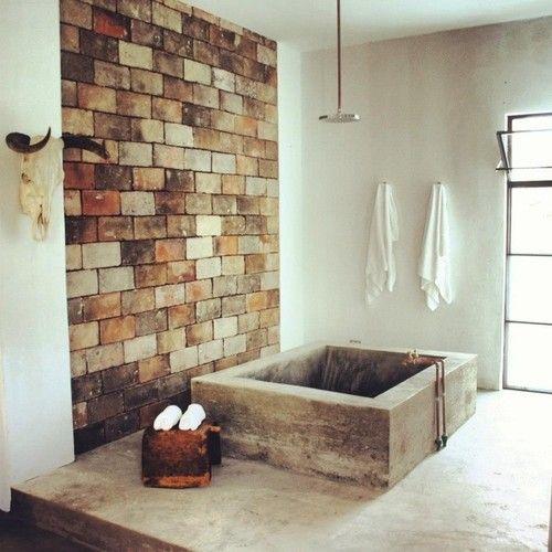 bad maken van tegels - tg wonen woonmagazine, Badkamer