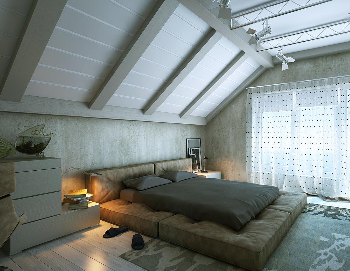 Zolder interieur tips   tg wonen woonmagazine