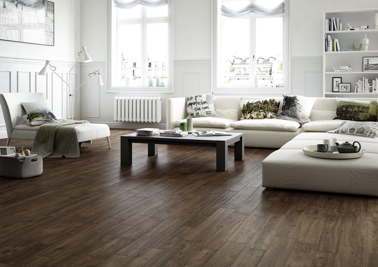 moderne vloertegels woonkamer voorbeelden tgwonen