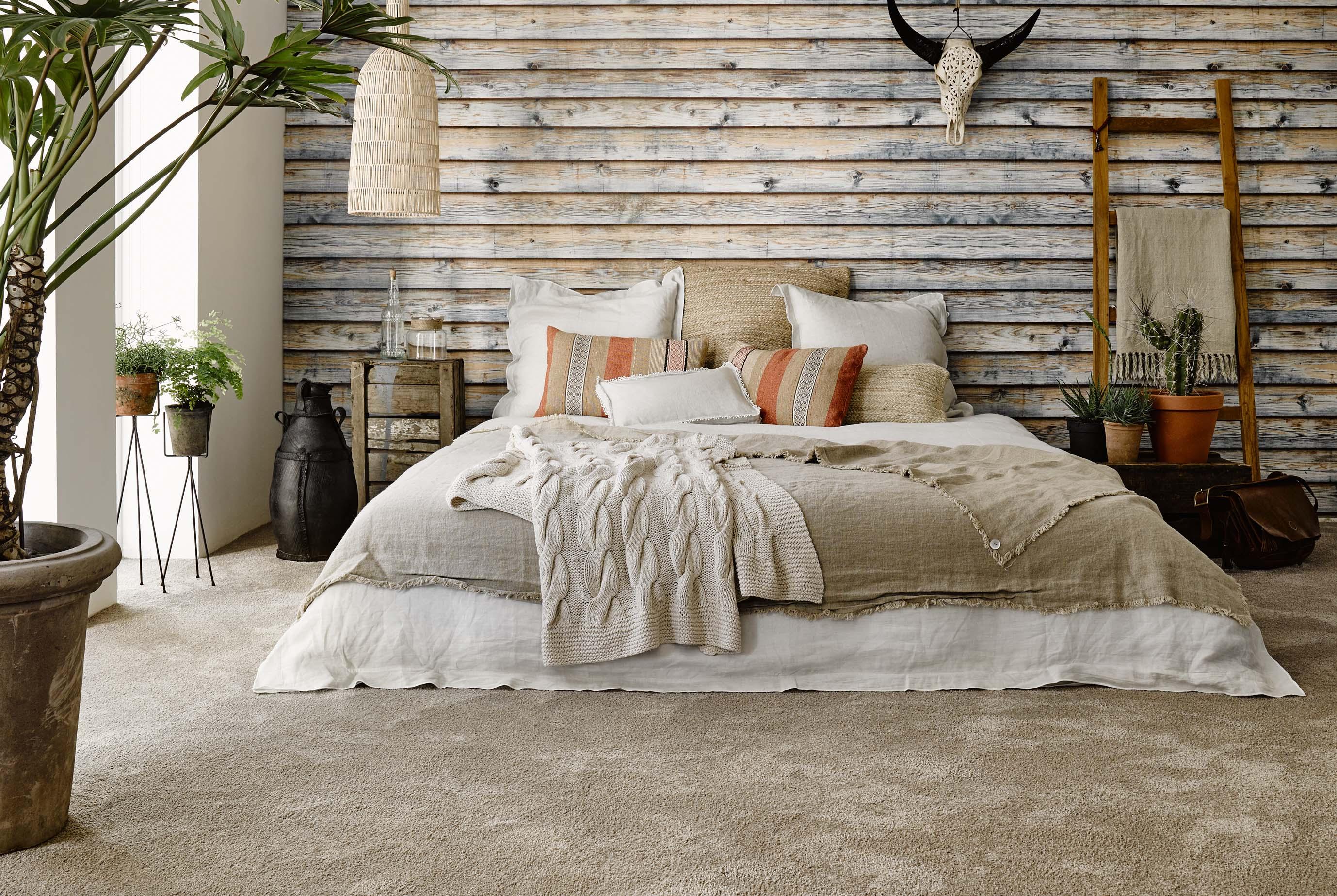 Slaapkamer vloerbedekking of laminaat? - THOMAS GASPERSZ