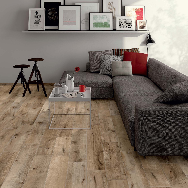 Moderne vloertegels woonkamer voorbeelden - THOMAS GASPERSZ