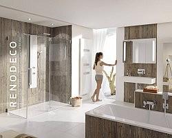 Waterdicht maken van badkamer