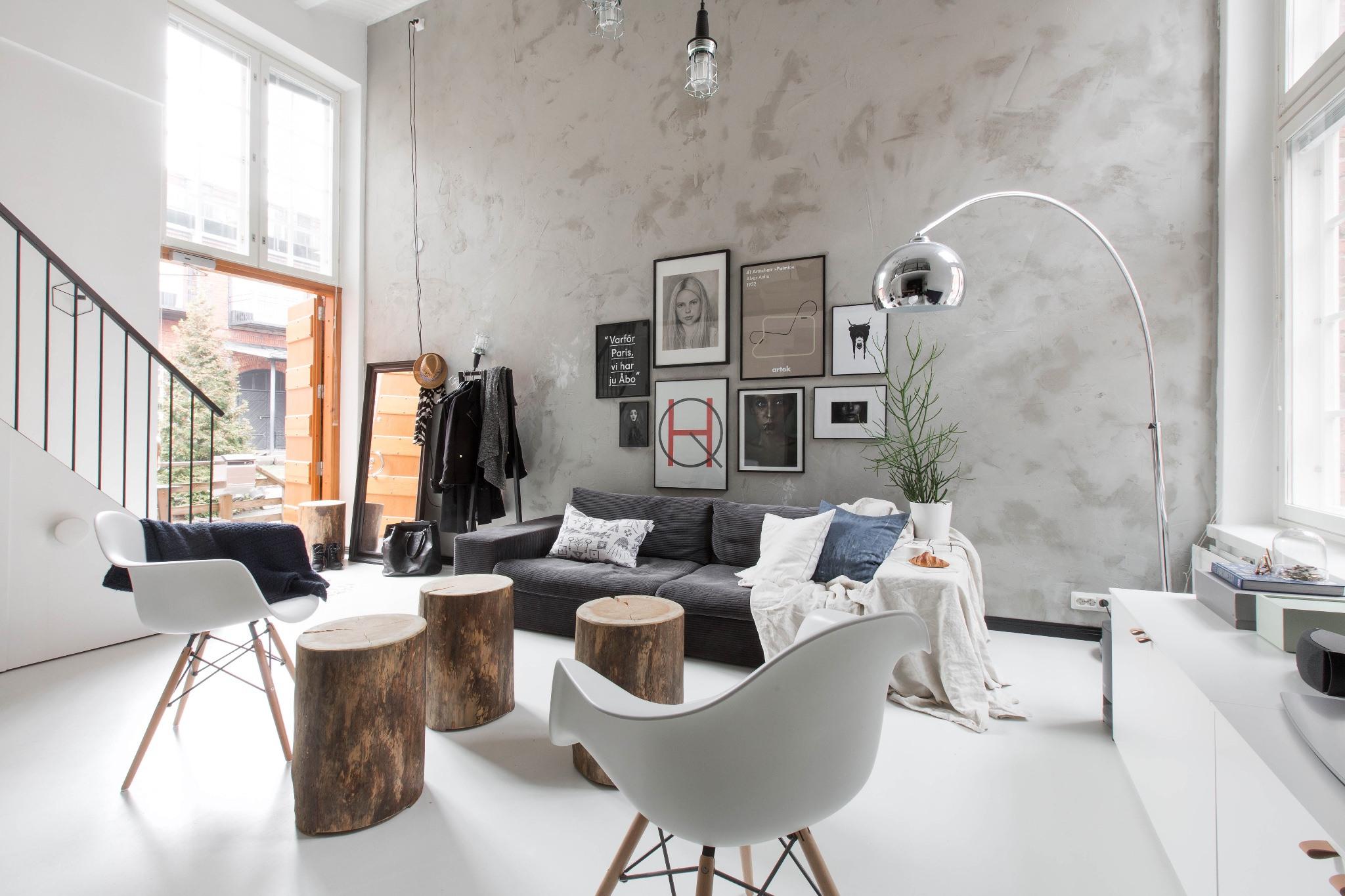 woonkamer inspiratie grijs wit - tg wonen woonmagazine, Deco ideeën