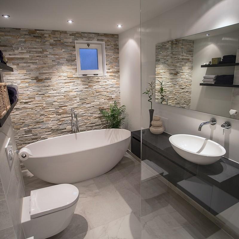 Keuken Achterwand Goedkoop : Badkamer goedkoop renoveren – TG WONEN Woonmagazine
