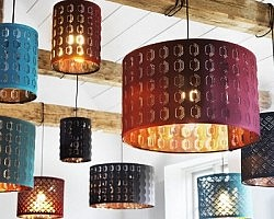 Hoe maak ik zelf een lampenkap