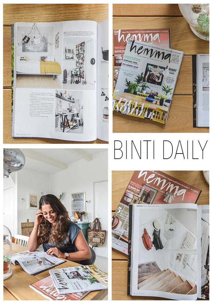 Interieur Bloggers Nederland: Binti Home Blog