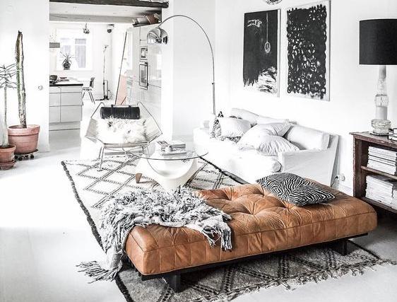 Scandinavische Slaapkamer Ideeen : Scandinavische slaapkamer bijpassende meubels ik woon fijn