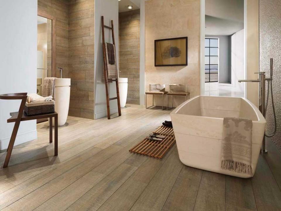 Tegels Houtlook Badkamer : Houtlook tegels badkamer tgwonen