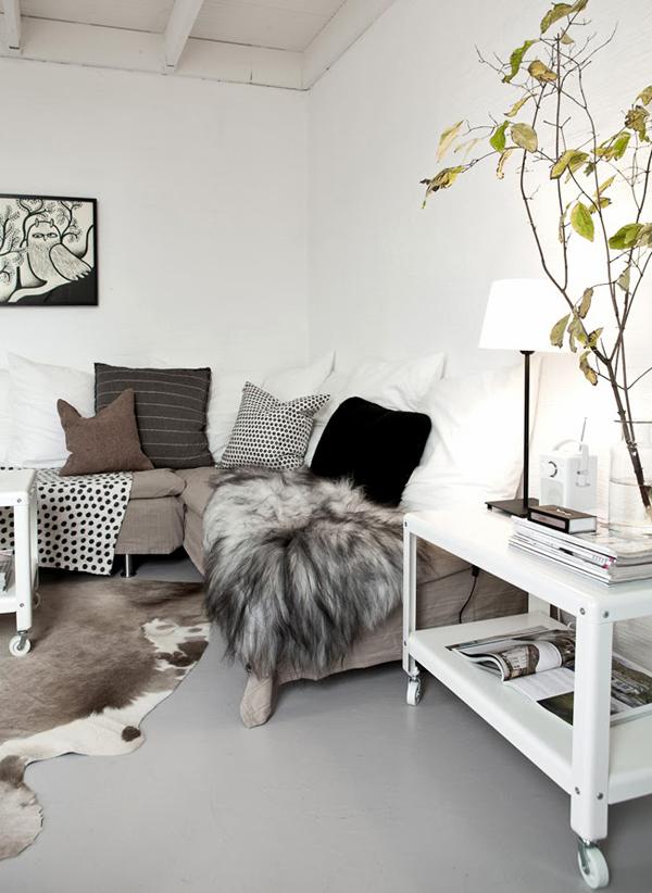 Winter interieur 2017 Scandinavisch