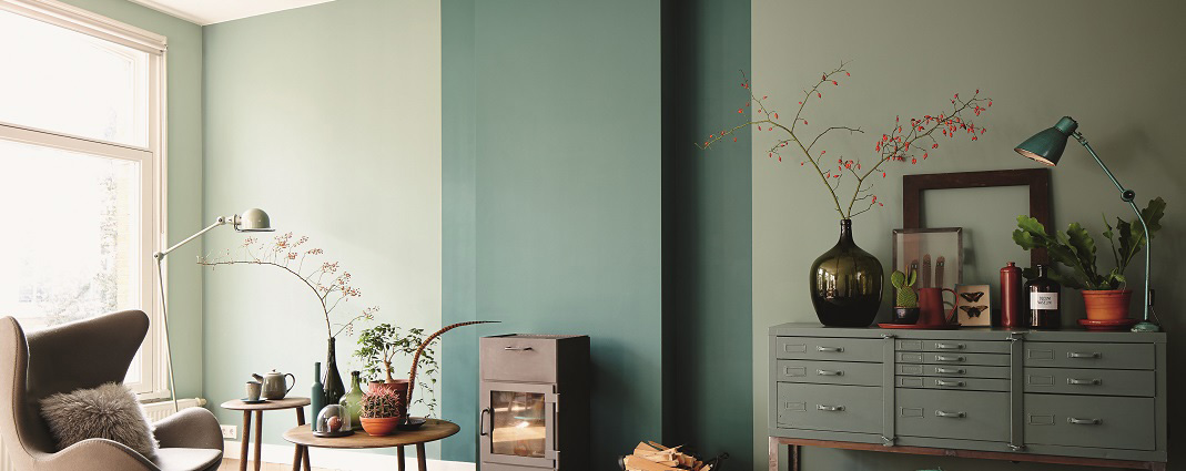accentmuur woonkamer welke muur - tg wonen woonmagazine, Deco ideeën