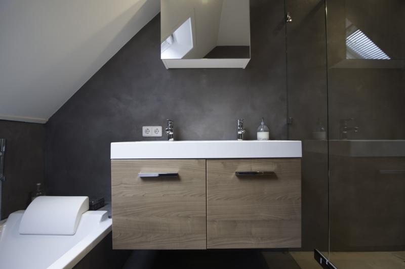 Betonstuc badkamer prijs en ervaring thomas gaspersz