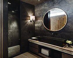 Betonstuc badkamer door betonlook badkamer kosten. betonstuc kosten