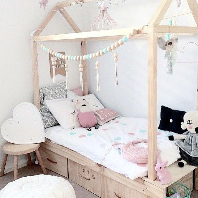 Kids bunk bed ideas - Houten bed ...