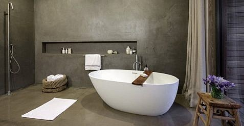 Beton cire of tegels badkamer