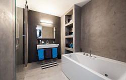 Alternatief voor tegels badkamer