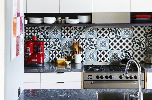 Portugese tegels in keuken thomas gaspersz