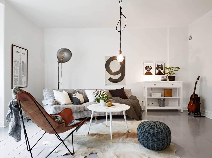 Wat maakt een woonkamer gezellig interieur