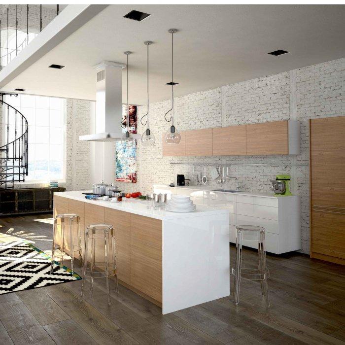 Wat voor vloer in de keuken tg wonen woonmagazine - Beste kleur voor de keuken ...