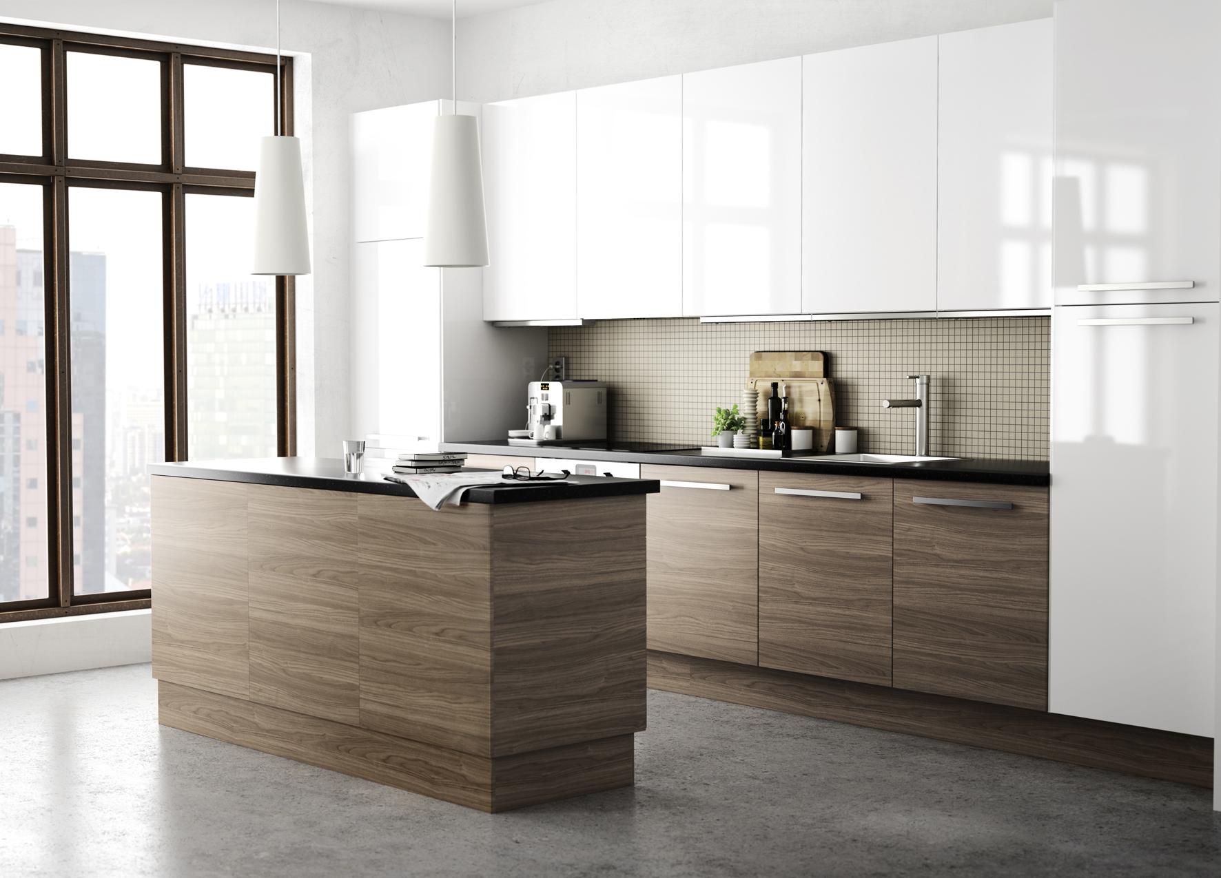 Keuken Ikea Inrichting : Zelf een ikea keuken plaatsen thomas gaspersz