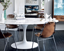 Zwarte vloer welke kleur meubels