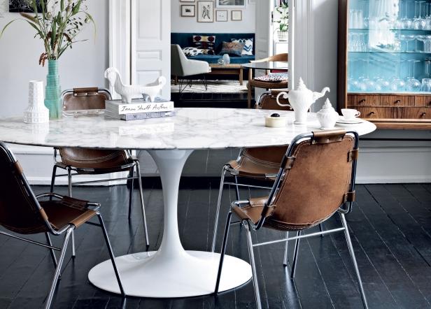 Welke kleur vloer bij witte hoogglans keuken tg wonen woonmagazine - Kleur grijze ruimte ...