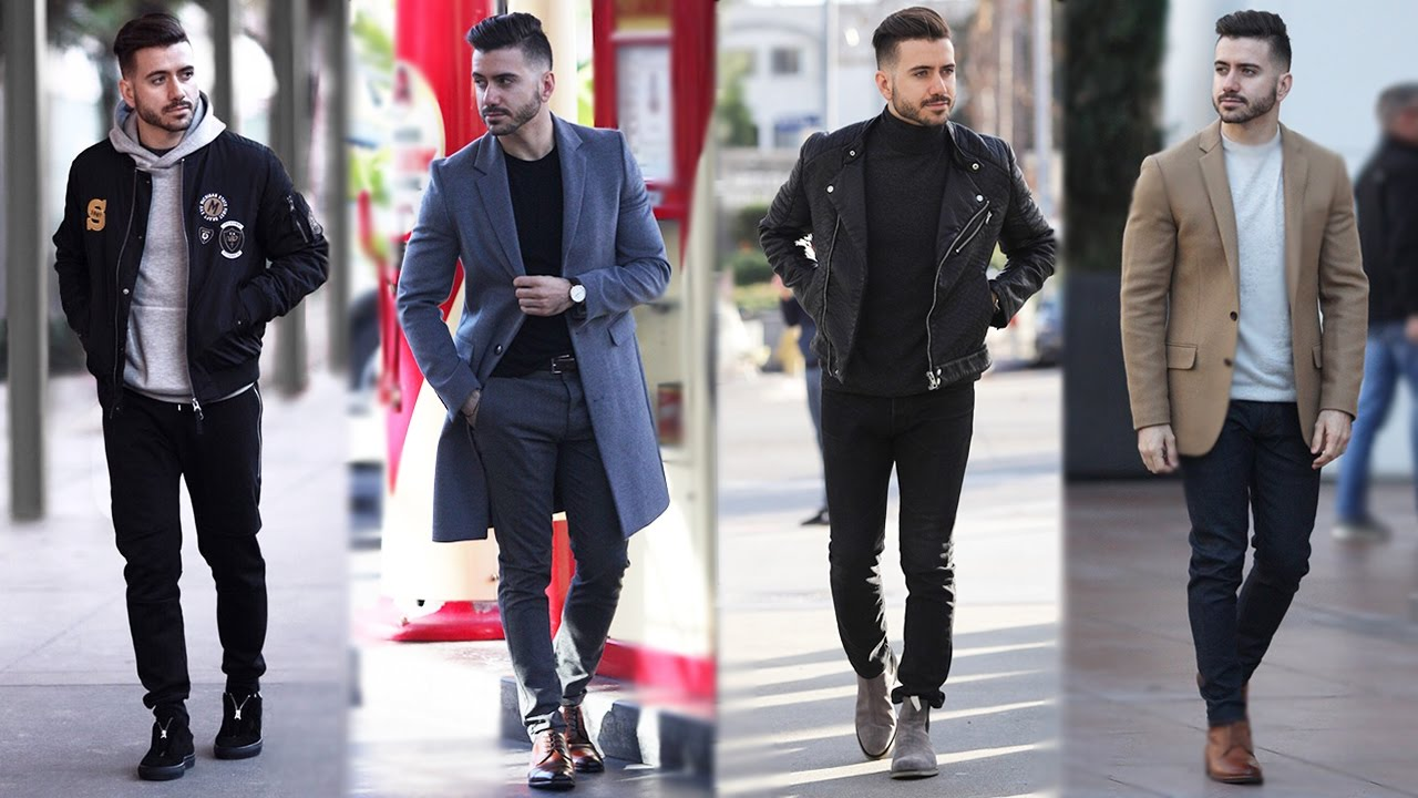 Outfit Heren 2018 Men Fashion 2018 Tgwonen
