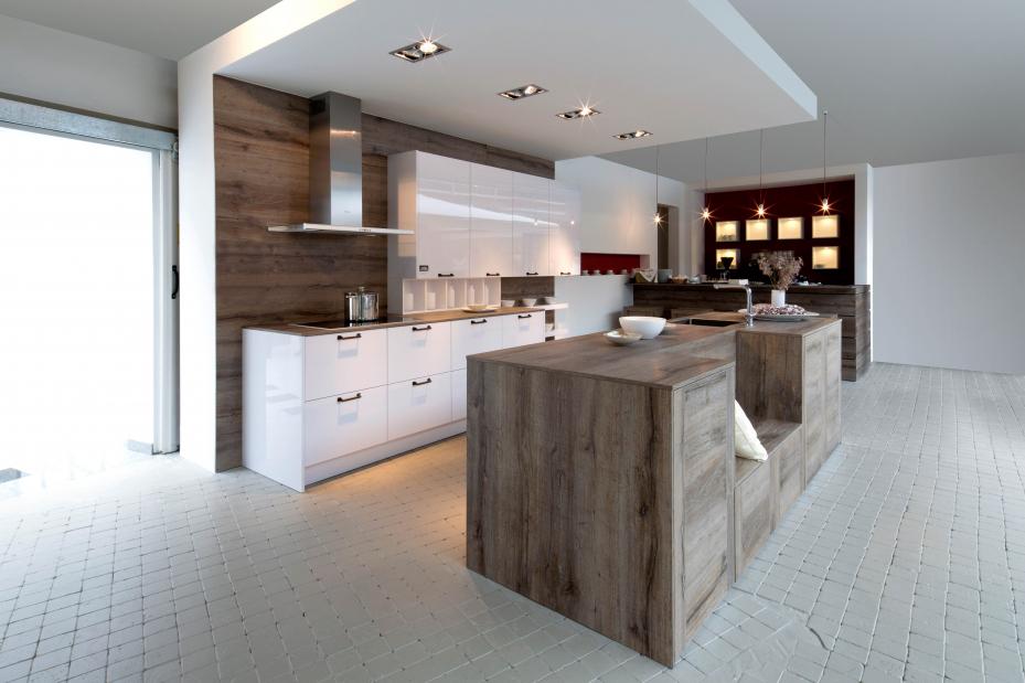 Tegels Keuken Witte : Welke tegels bij witte keuken thomas gaspersz