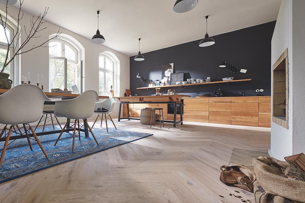 Vloer In Keuken : Houten vloer keuken ervaringen thomas gaspersz