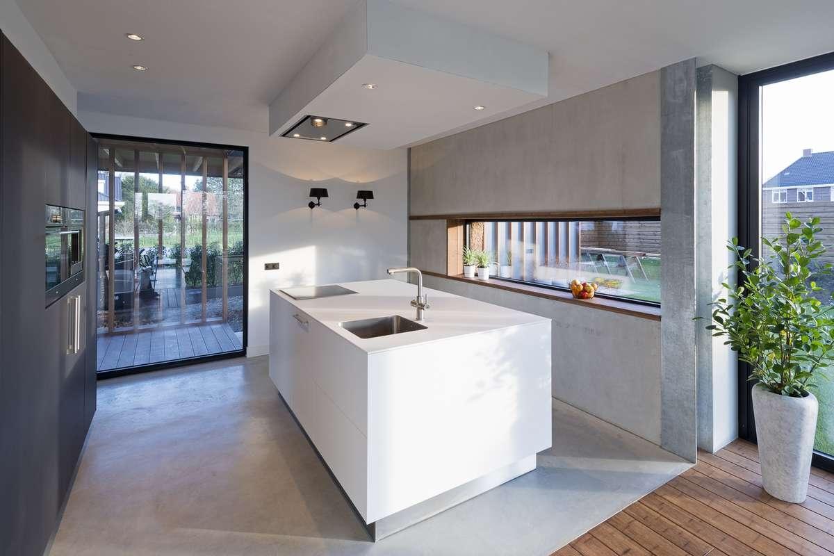 Houten vloer keuken ervaringen tgwonen for Keuken op houten vloer
