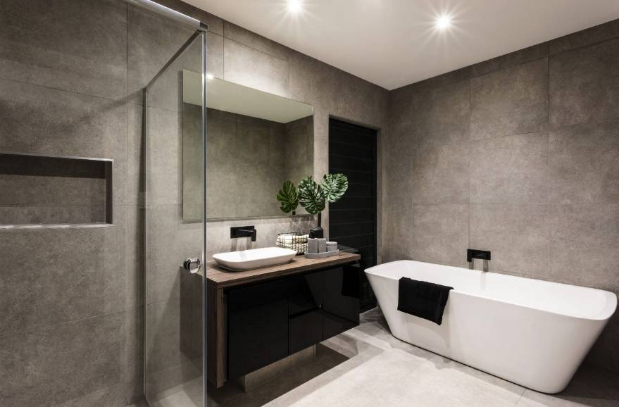 Bijzondere Tegels Badkamer : Hoe tegels kiezen badkamer tgwonen
