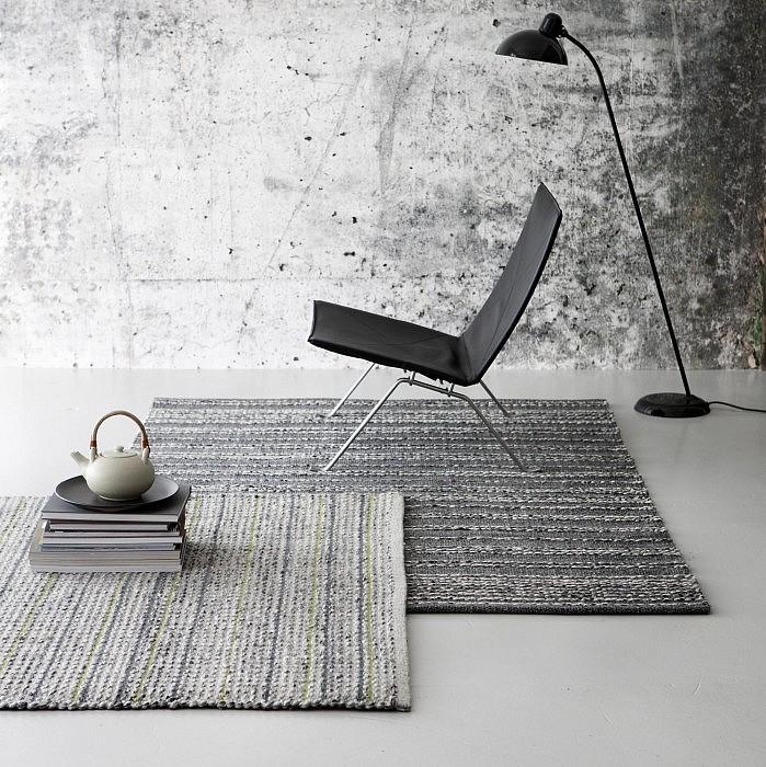 Scandinavisch vloerkleed design