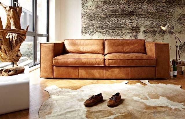 Woonkamer zithoek couch