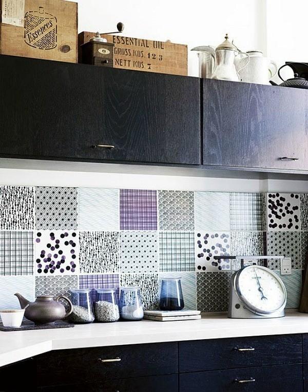 patroon-tegels-achterwand-keuken-patchwork