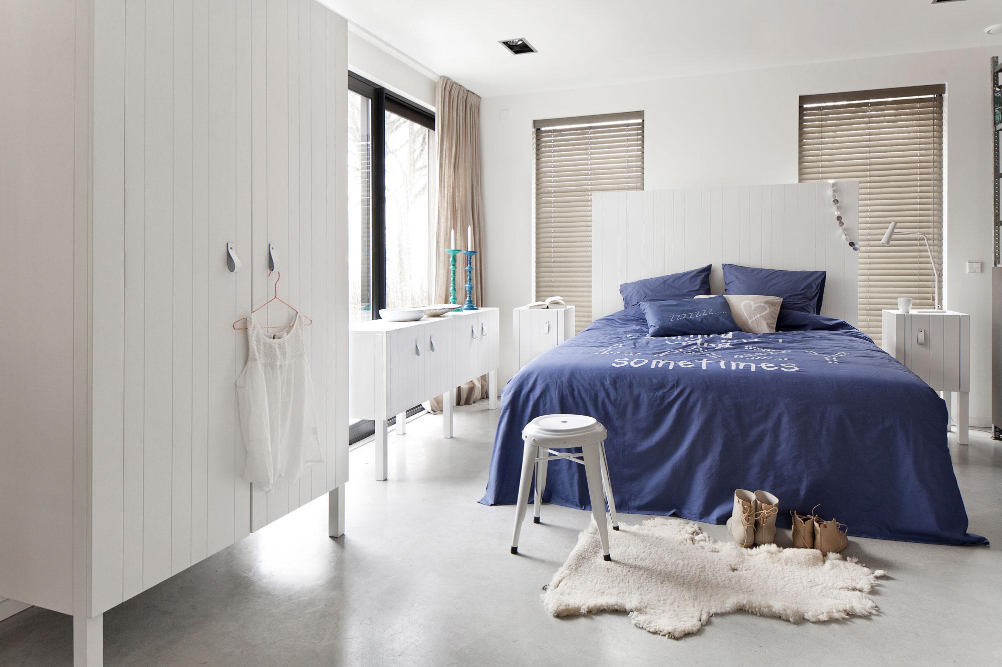 Slaapkamer Gietvloeren